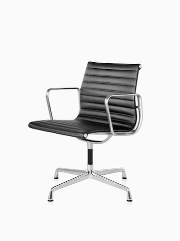 Eames Aluminum Group 铸铝低背座椅