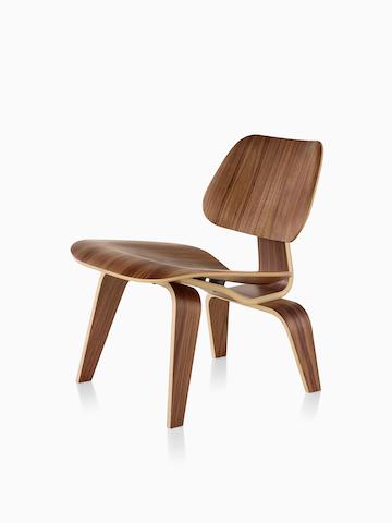 Eames 木质底座模压成型胶合板休闲椅 ¥10,206.00