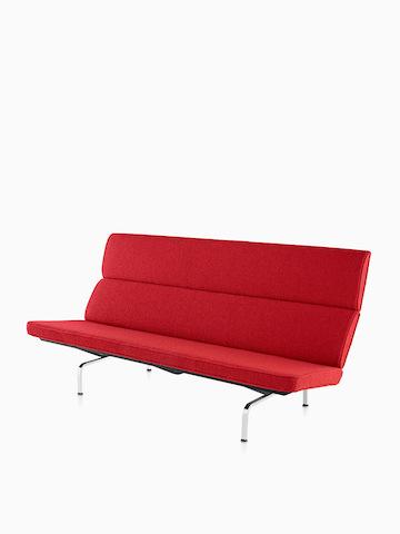 Eames 紧凑型沙发