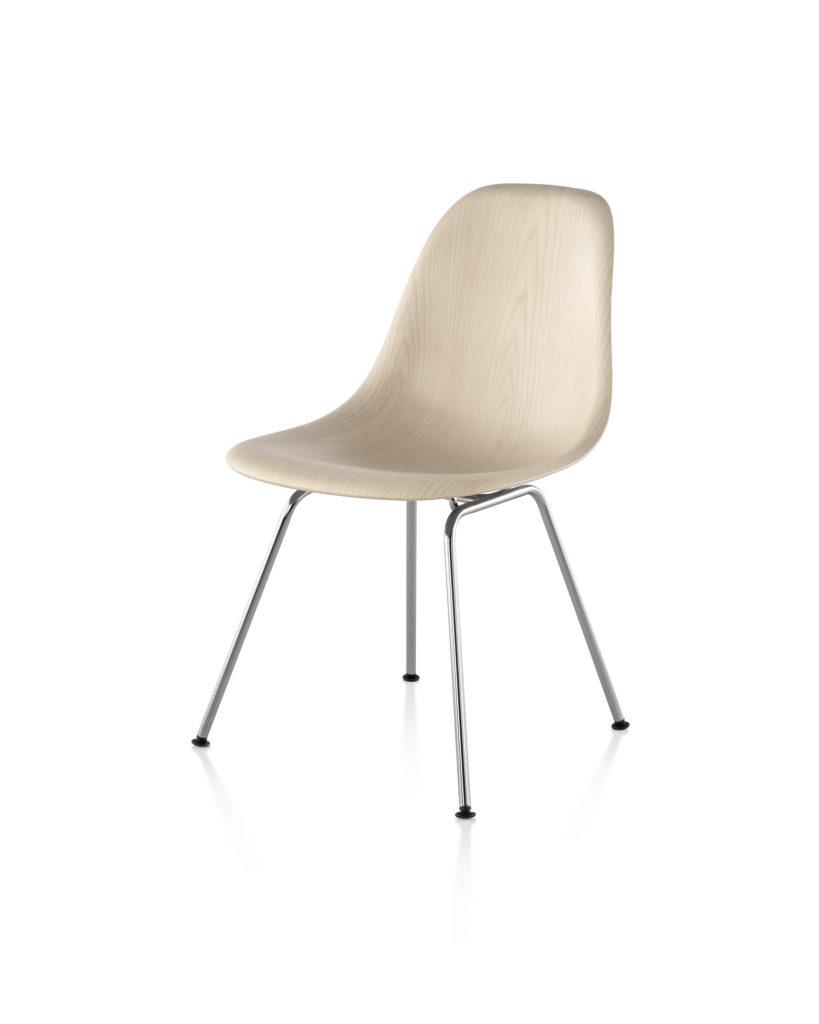 Eames 4腿底座木壳单椅¥8,037.00