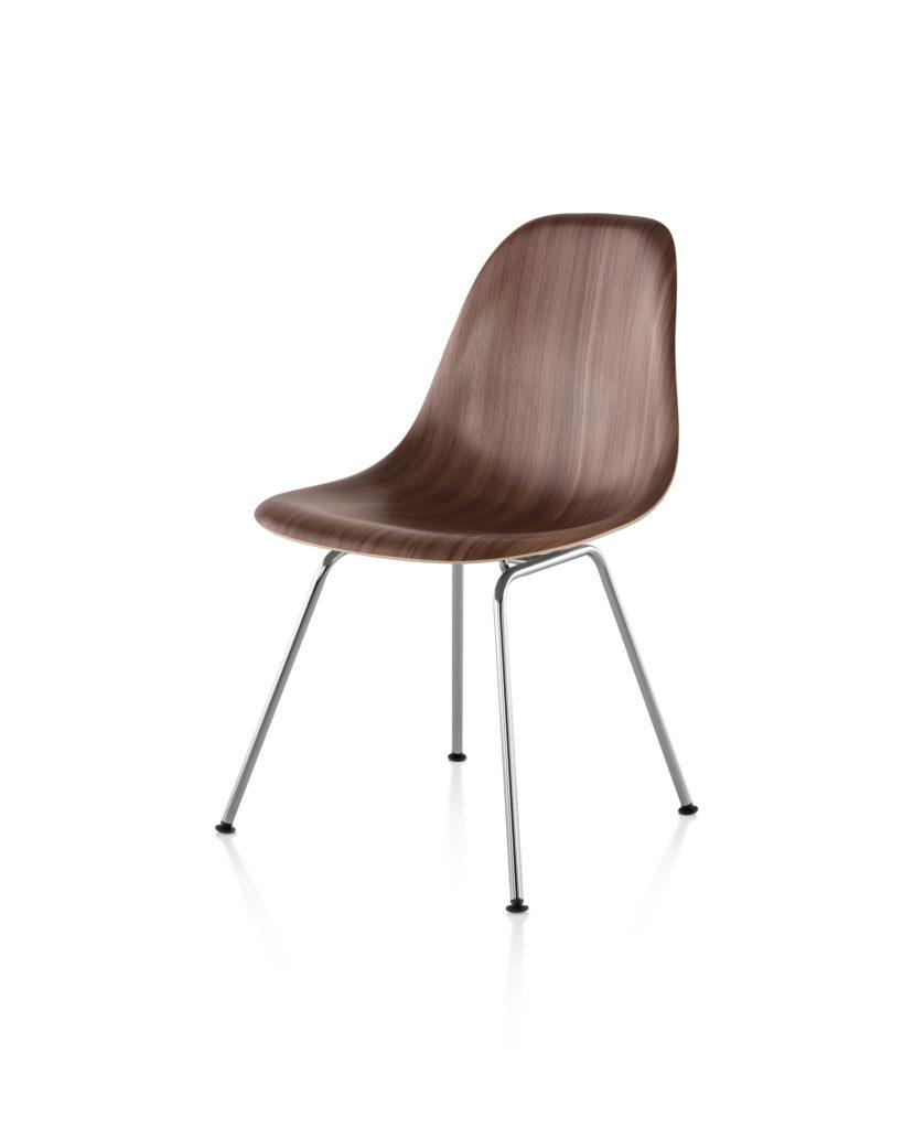Eames 4腿底座木壳单椅¥6,988.00