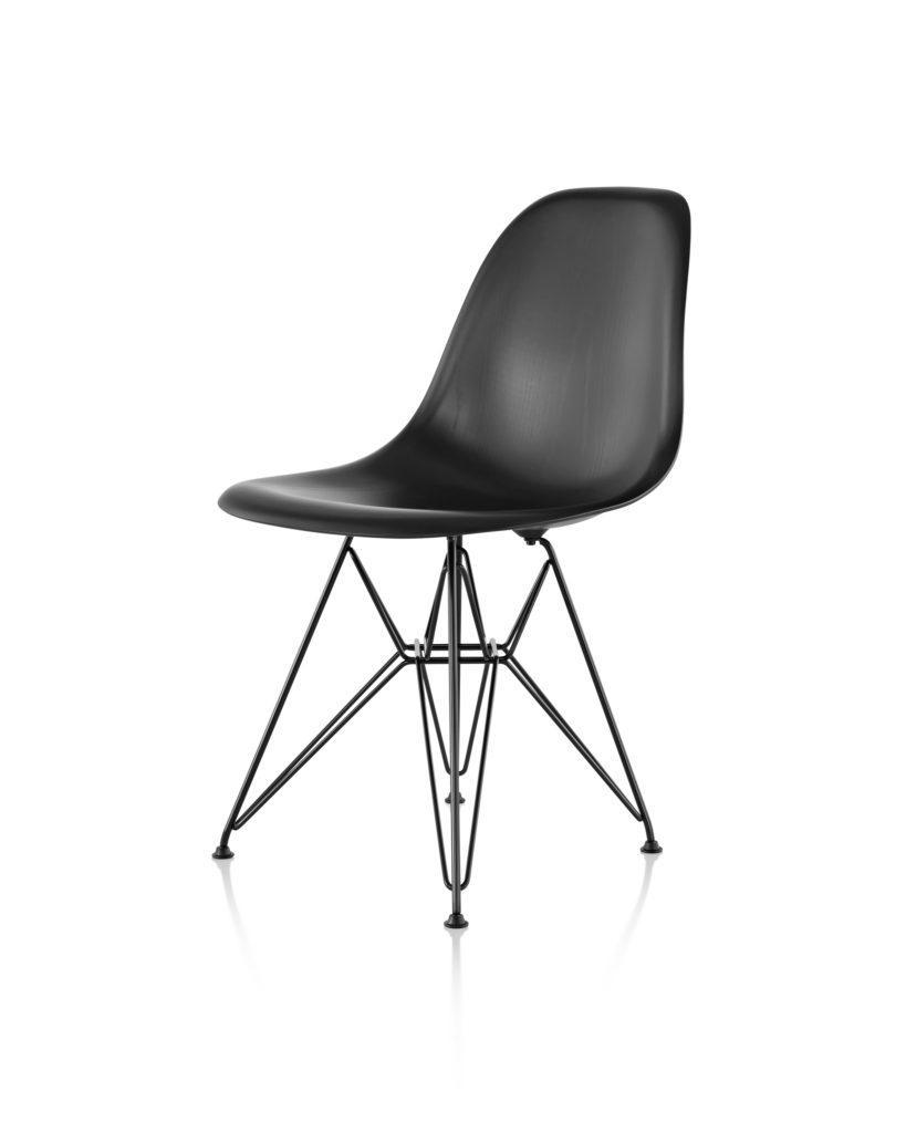 Eames 金属底座木壳单椅¥7,124.00