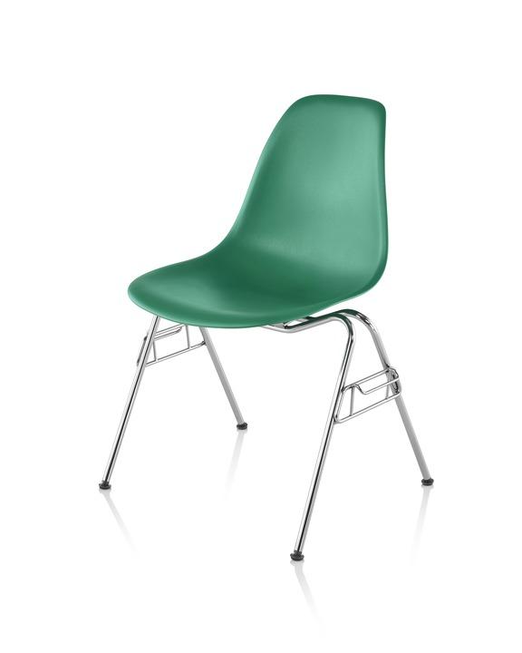 Eames 堆叠底座塑壳单椅 ¥ 3,706.00