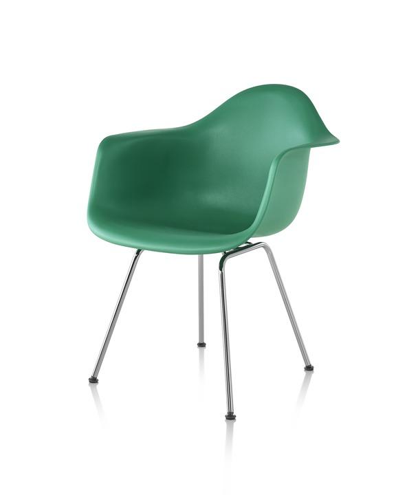Eames 4腿底座塑壳扶手椅 ¥ 4,393.00