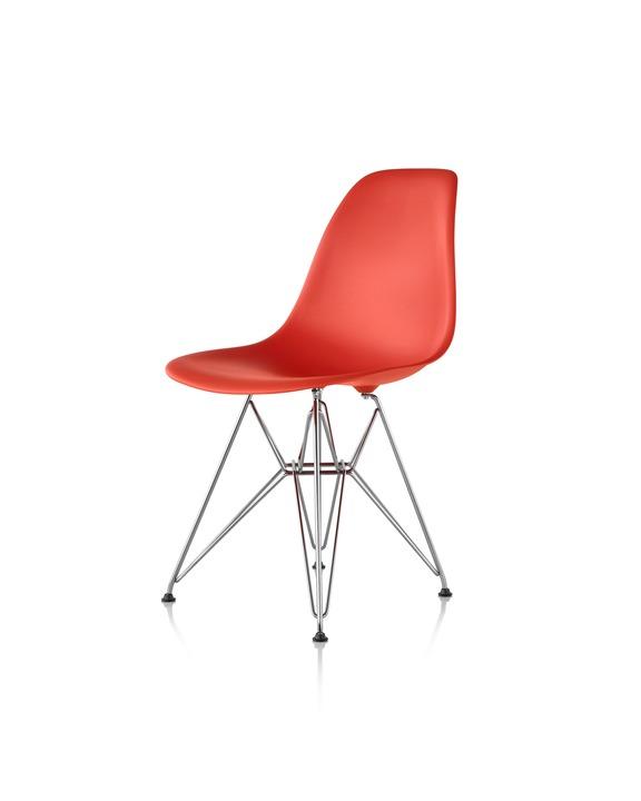 Eames 金属底座塑壳单椅 ¥ 3,435.00